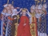 Crowning of Lame Queen Joan (1293-1348)
