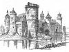 Castle similar to Pierre-Perthuis