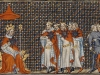 Iniation of the Order of the Star, France, 1351